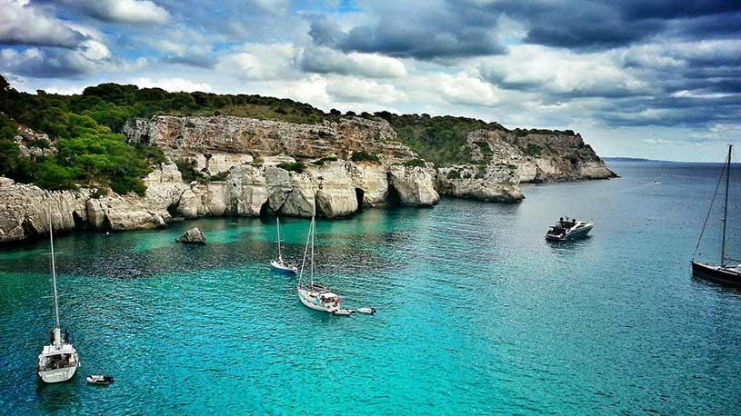 Mar y Barcos