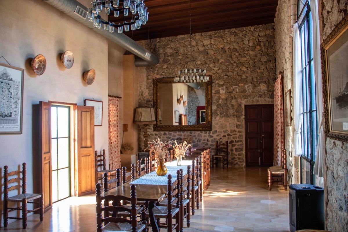 Interior Casa Museo Son Marroig