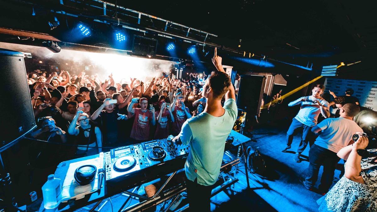 Ocio nocturno en Ibiza